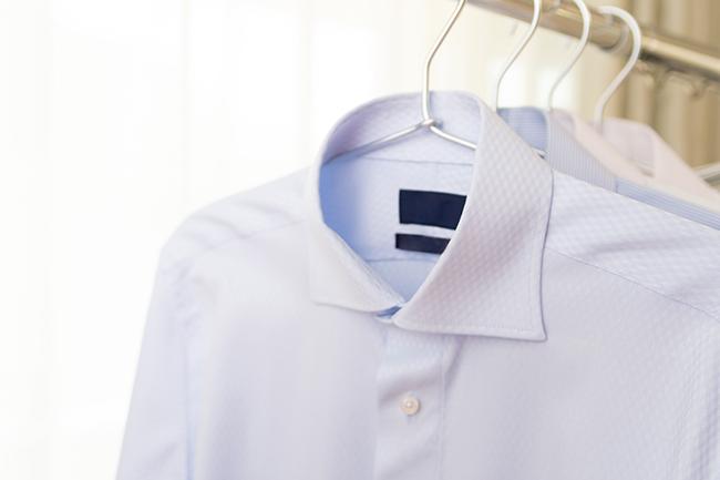 衣類をしっかり乾燥させる